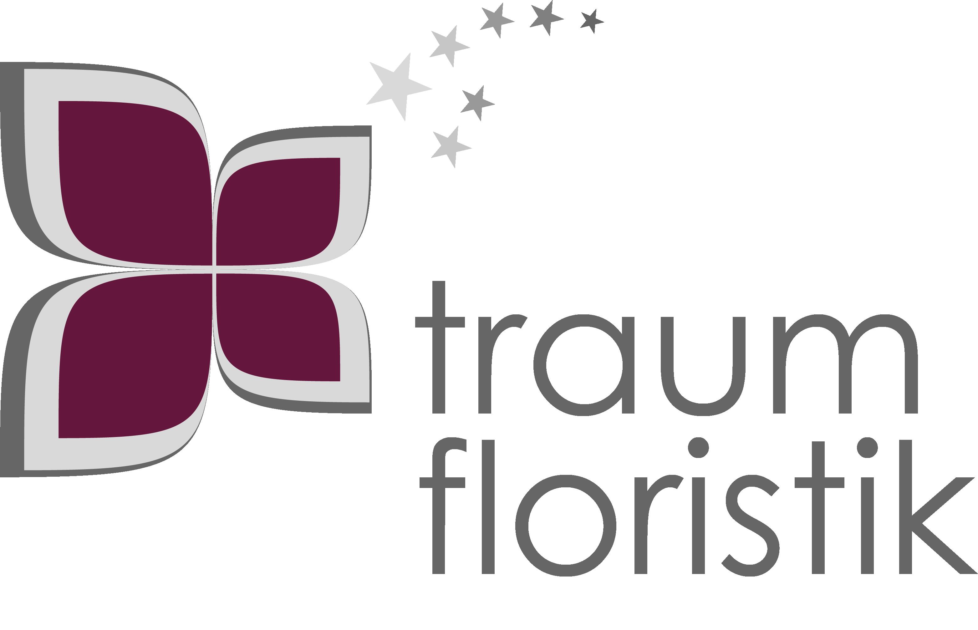Traum Floristik Logo